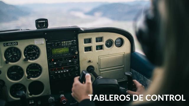 ¿Qué son los Tableros de Control o Dashboard?