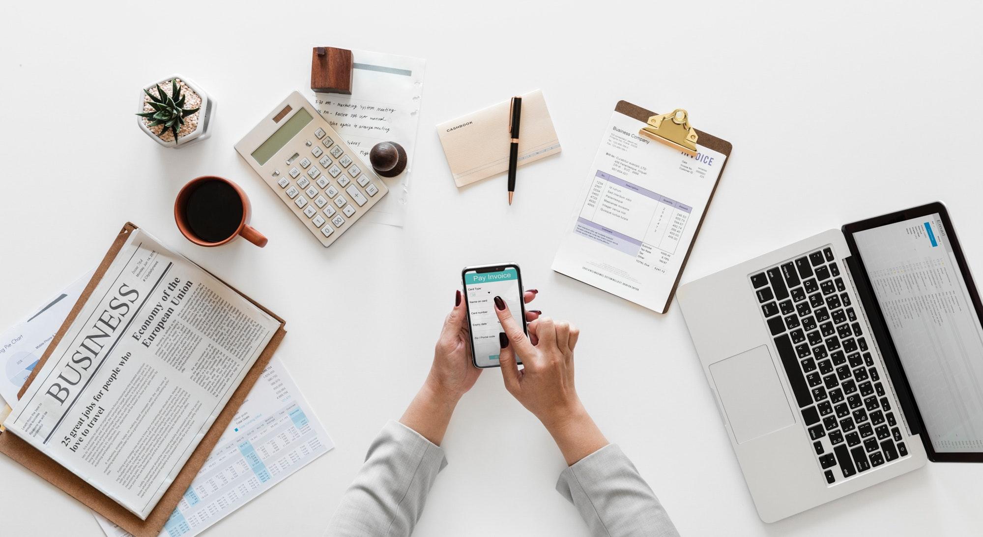 Consultas financieras Dolibarr en la palma de tu mano